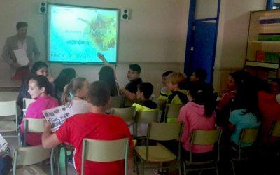 Aceites Juventud sembrando cultura del virgen extra en 200 escolares de Ciudad Real