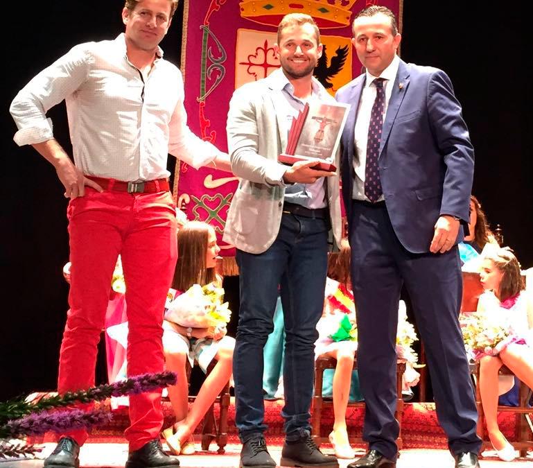 """Premio en Malagón a """"Aceites Juventud"""""""