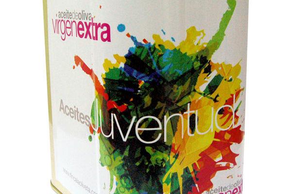 aceite de oliva virgen extra Juventud