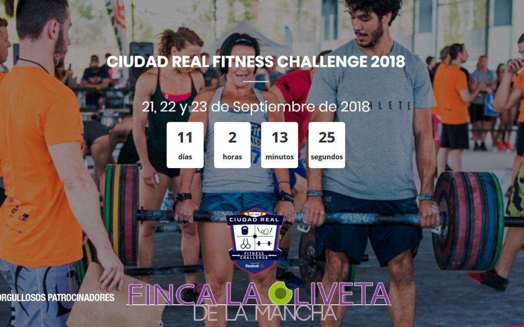 CIUDAD REAL FITNESS CHALLENGE 2018