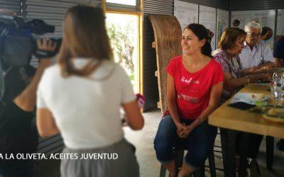 Jornada de Oleoturismo en Finca La Oliveta con TV incluida