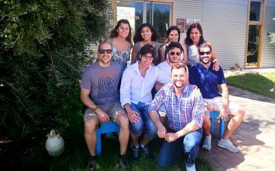 Los jóvenes se interesan por el Oleoturismo en Finca La Oliveta