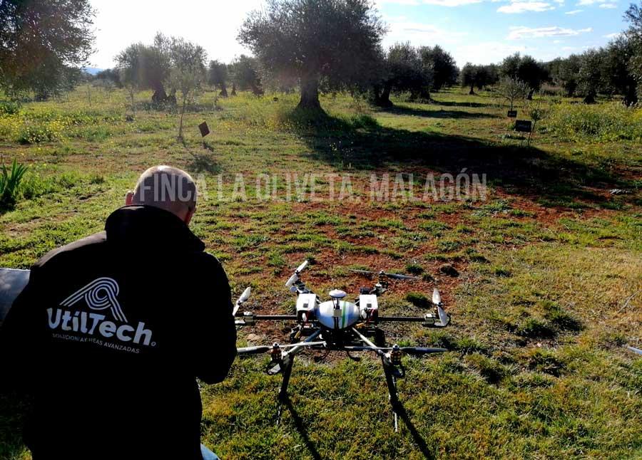 Nuevas tecnologías aplicadas a la agricultura de precisión