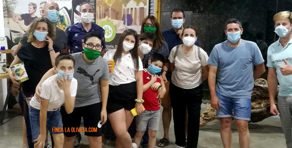 Una jornada de Oleoturismo en familia