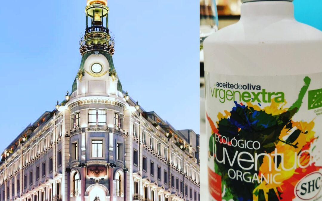 Aceites Juventud, proveedor de Four Seasons Madrid